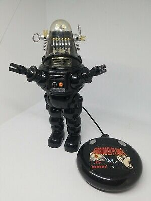 Trendmasters Forbidden Planet Remote Control Robby the Robot 1999 Used/Tested