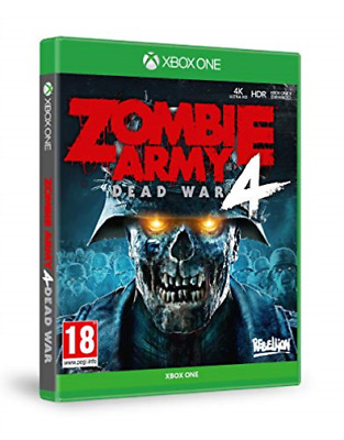 Xbox One-Zombie Army 4: Dead War /Xbox One GAME NUOVO