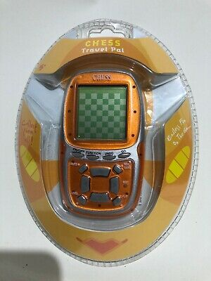 Chess Electronic Travel Pal Game - NEW