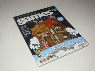 Games TM Magazine 40 ~ Animal Crossing Collector's Edition ~ Winter Cover