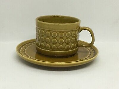 Melitta , set cup  and saucer, Vintage Coffee set,