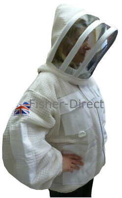 🐝 Bee Jacket 3 Layer Ultra Ventilated Beekeeping Jacket bee suit bee keeping