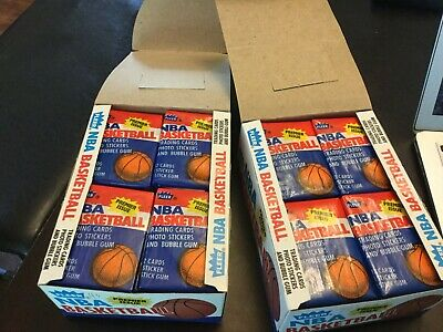 1986 Fleer Basketball Cards Complete Your Set - You Pick NM-Mint - Pack Fresh!