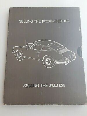 Selling the Porsche Selling the Audi Dealership Manuals