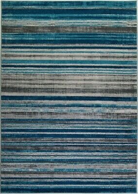 Ladole Rugs Line Pattern Abstract Runner Carpet Area Rug 4x6 5x7 6x9 8x10