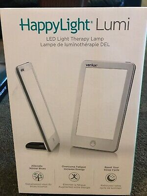 Verilux HappyLight VT31 Lumi 10,000 Lux LED Bright White Light Therapy NIB