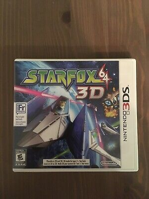 Star Fox 3D (Nintendo 3DS, 2011)
