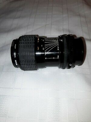 Sigma Skylite 35 To 70mm Zoom 52mm Lens
