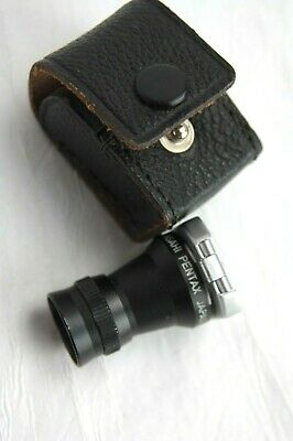 Asahi Pentax Magnifier Viewfinder, with case