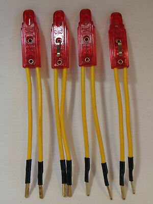 4 BRAND NEW AC/DC EAGLE CIRCUIT TESTER - 90 to 600 VOLTS EXCELLENT CONDITION