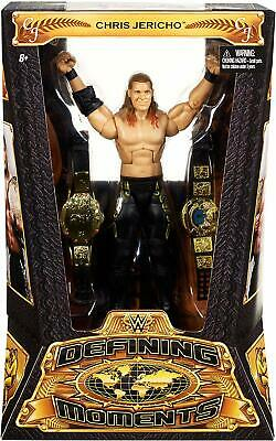 Action Figure Chris Jericho Serie Elite Defining Moment,  Wwe Wrestling