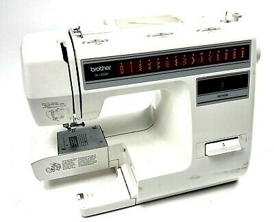 Brother XL-3200 Sewing Embroidery Machine (No Foot Pedal)