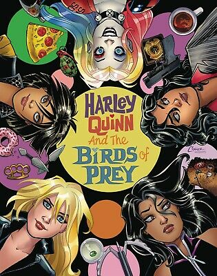 Harley Quinn & The Birds Of Prey #2 (Of 4) Dc Comics  4/8  Free Shipping
