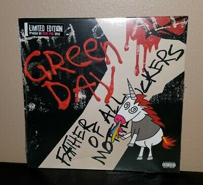 Green Day - Father of All… (Neon Pink Vinyl) Indie Exclusive