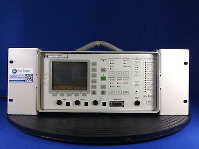 Agilent Keysight HP 37702A Digital Data Tester With Options H02