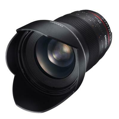 SAMYANG  35mm F1.2 ED AS UMC CS Sony E-Mount (21582) NEU OVP