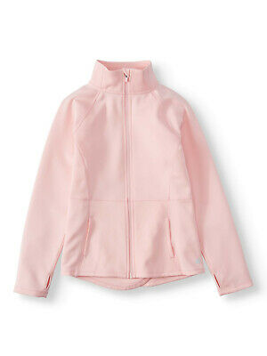 ***New Avia Performance Pink Frost Studio Jacket Semi-Fitted Youth Girls