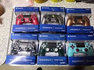 Sony DualShock 4 Wireless Controller for PlayStation 4 (22 Colors Available)