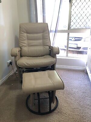 Love n Care rocking chair glider and ottoman