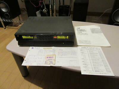 SANSUI G-900XV 1989 Made in Japan Graphic equalizer