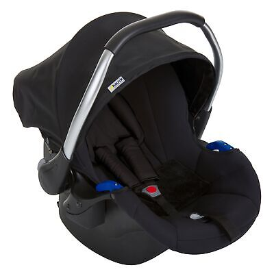 Hauck Comfort Fix Car Seat Black