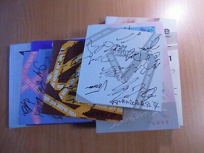 SEVENTEEN  OLD (Promo) with Autographed (Signed)