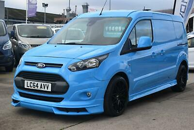 2015 Ford Transit Connect 240 Blue Lwb L2 Connect Sport Styled British Gas Van