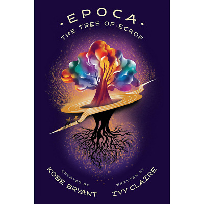 Epoca: The Tree of Ecrof Hardcover  - FAST SHIPPING