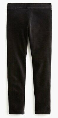 NWT Jcrew Crew Cuts Girls' stretch cozy cord leggings Sz 10
