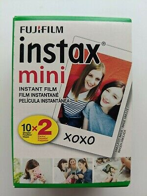 Fujifilm 8761 Instax Mini Instant Film 2 Pieces Expiration 05/2021