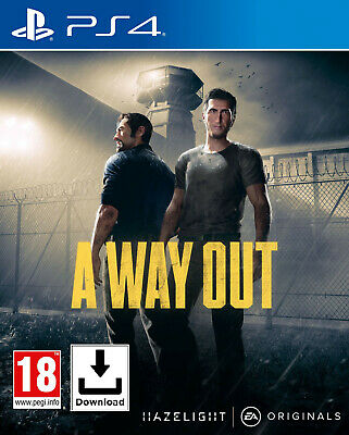 A Way Out - PS4 📥