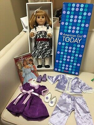 American Girl Doll Retired Nellie With Accessories  ( Pleasant Company )