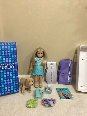 American Girl Doll Retired Kailey ( Mint Condition Pleasant Company )