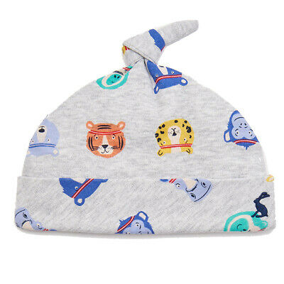 Joules Baby Boys Koo Knotted Hat Sports Stars Design