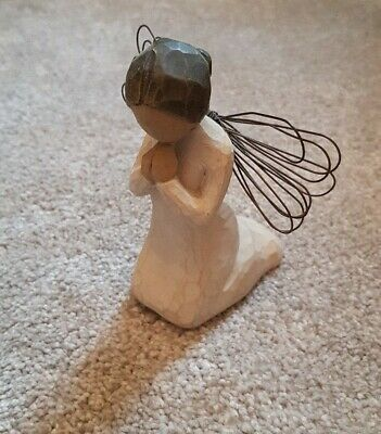 Willow Tree figurine - Angel of Prayer - Susan Lordi - 1999