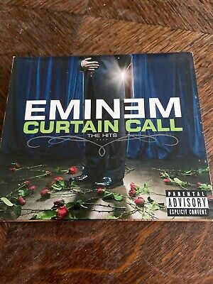 Eminem - Curtain Call- The Greatest Hits [Deluxe Edition] - Eminem CD