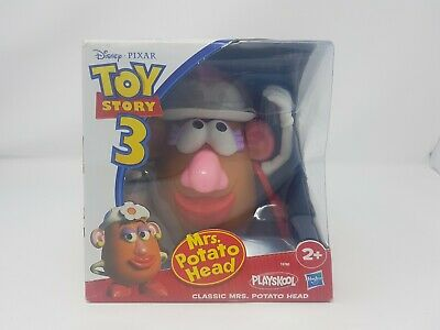 Rare Toy Story 3 Classic Mrs Potato Head Boxed DIsney Pixar Playskool Hasbro Toy