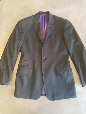 Paul Smith London The Byard Suit size 38R Made in Italy