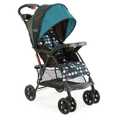 Lightweight Baby Toddler Stroller Large Canopy For Car Traveling Day Trip Stroll