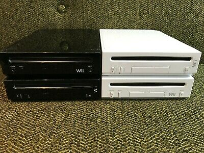 Nintendo Wii Console System RVL 001 & 101 Replacement Only Choose Color & Model