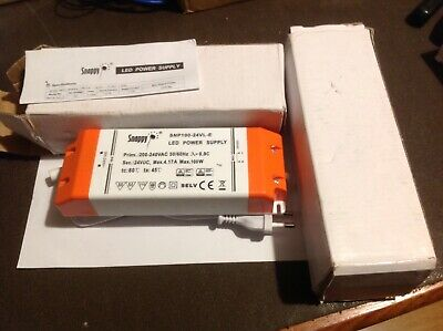 Snappy SNP100 24VL-E - 1 led power supply Or Driver x 2