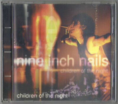 Cd Nine Inch Nails : Children Of The Night / Live 1995 Usa Tour With David Bowie