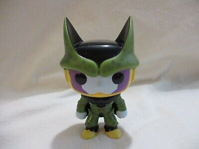 Funko pop loose figure dragon ball z perfect cell nr