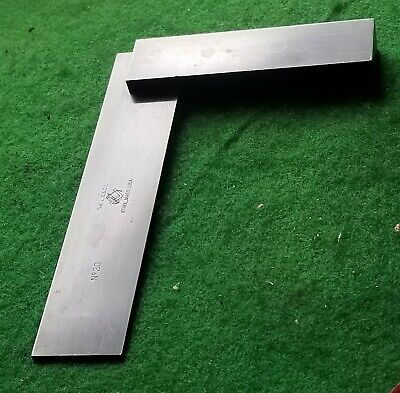 1950s era STARRETT No.20 Hardened toolmakers square. NICE!