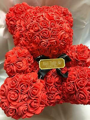 Valentinstag Geschenk Rosenbär Flower Rose Bear Party Teddy Wedding Party Love