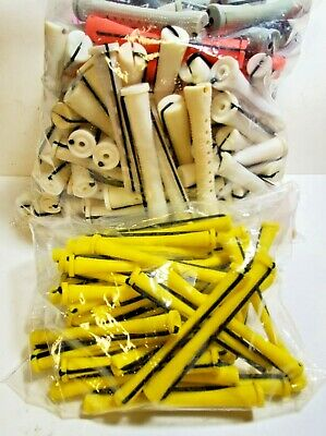 Perm Rods Rollers Mixed Lot of 205 Permanent Rollers Curls