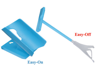 Kinsman Easy On / Easy Off Sock Aid Kit - Components