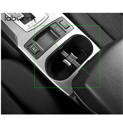 Cup Holder insert For SUBARU OUTBACK 2010 2011 2012 2013 2014