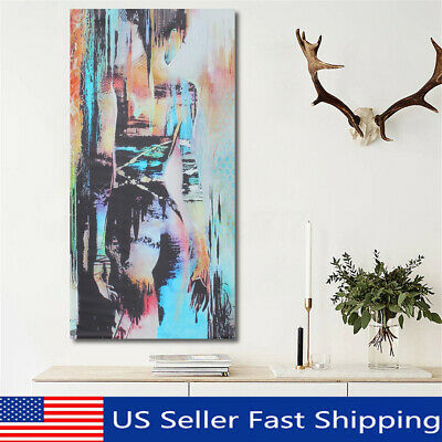 Framed Abstract Art Woman Girl Back Canvas Oil Print Painting Picture Wall