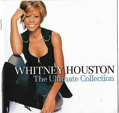 WHITNEY HOUSTON - Ultimate Collection - CD 2007 - Mariah Carey George Michael